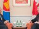 รัฐมนตรีต่างประเทศแคนาดาหารือเลขาธิการอาเซียน
