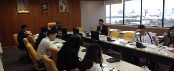"TRF-ASEAN Research Forum ครั้งที่ 5 ""จับตาเศรษฐกิจ CLMV และประเด็นวิจัย"""