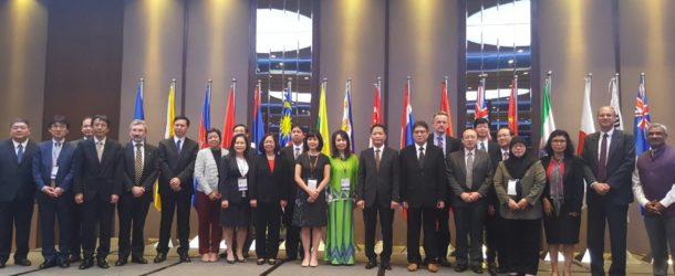 การประชุม RCEP-TNC ครั้งที่ 14 ณ นครโฮจิมินห์ ประเทศเวียดนาม