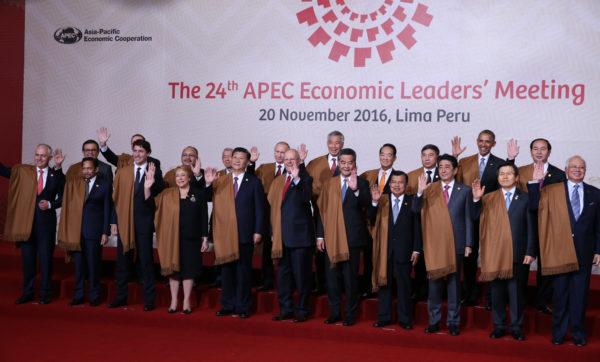 สรุปการประชุม APEC ครั้งที่ 24 ที่ประเทศเปรู