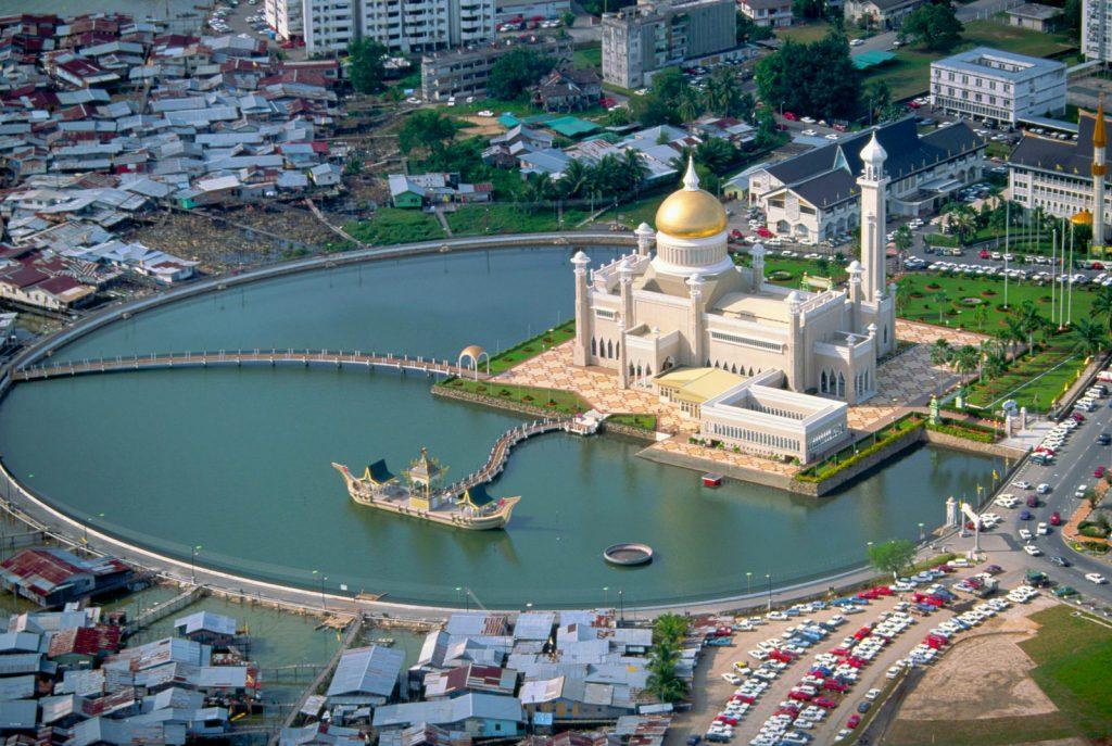 Le plus grand palais du monde